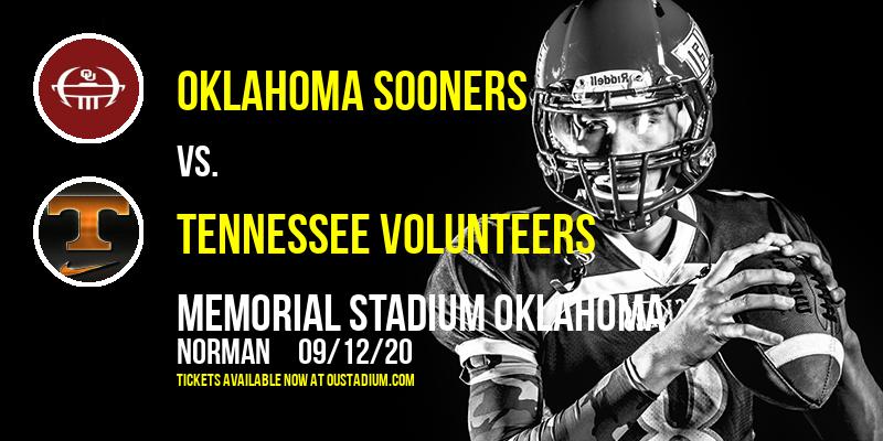Oklahoma Sooners vs. Tennessee Volunteers at Memorial Stadium Oklahoma